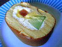 グラマシーニューヨーク Wメロンロールケーキ