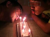 TOPS 誕生日ケーキ