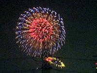 浦安の花火大会